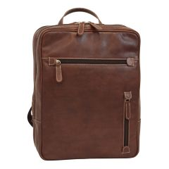 Leather backpack  413961CA